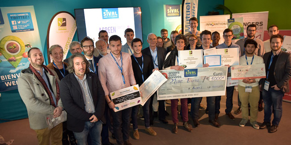agreenstartup sival 2017 les participants