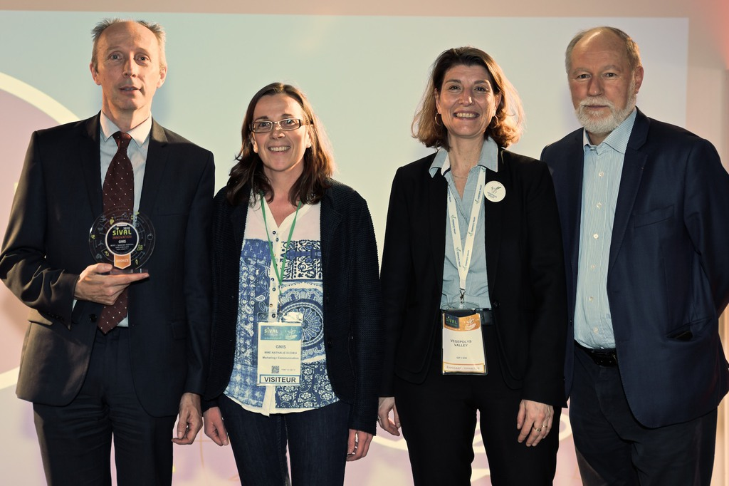 CONCOURS SIVAL INNOVATION - GNIS - REMISE DES PRIX - SIVAL 2020 ANGERS