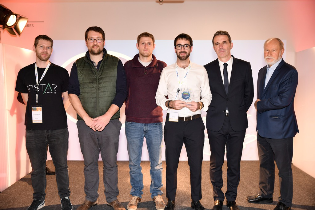 CONCOURS SIVAL INNOVATION - INSTAR ROBOTICS - REMISE DES PRIX - SIVAL 2020 ANGERS