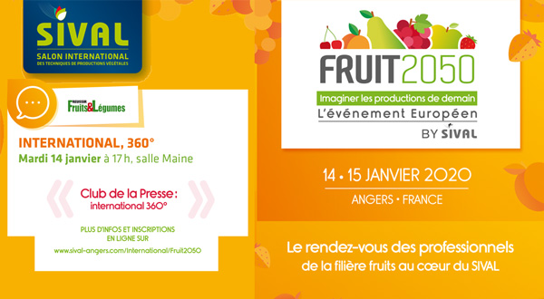 fruit2050 club de la presse  sival20