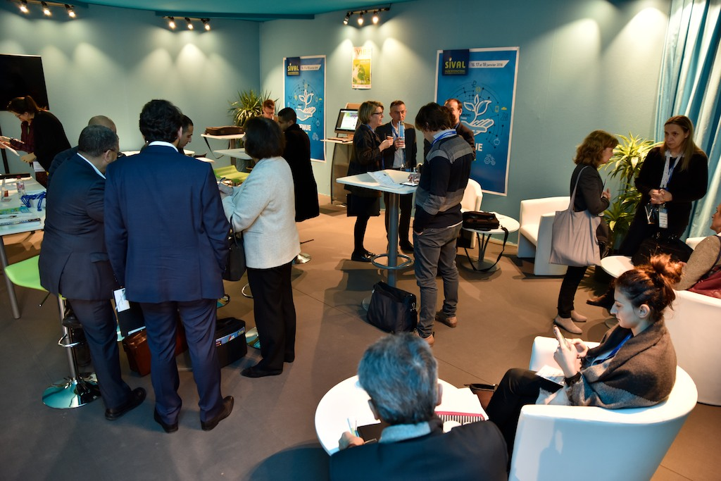 VIBE - VEGEPOLYS INTERNATIONAL BUSINESS EVENT - accueil - SIVAL ANGERS
