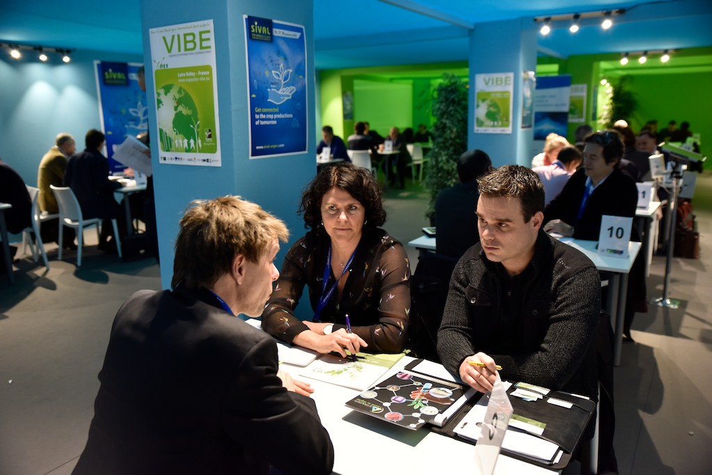 VIBE - VEGEPOLYS INTERNATIONAL BUSINESS EVENT - RDV BTOB - SIVAL ANGERS 3